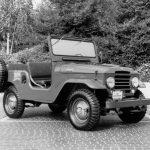 3rd-gen 1961 Toyota Land Cruiser