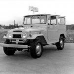 3rd-gen 1969 Toyota Land Cruiser