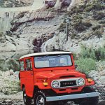 3rd-gen 1974 Toyota Land Cruiser-hardtop