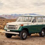 3rd-gen 1977 Toyota Land Cruiser 55 series