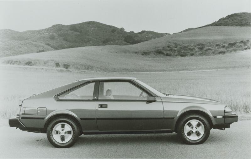 3rd-gen 1982_Celica_Liftback