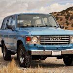 3rd-gen 1984 Toyota Land Cruiser FJ60 2