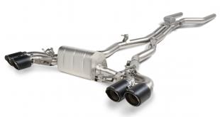 Akrapovic Evolution Line exhaust system