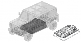 Bollinger Motors Battery Modules Patent