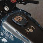 Deus Ex Machina X Zero Electric Motorcycle