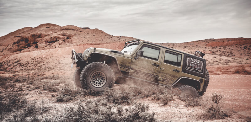 Differences Between Off-Road Vehicles and SUV