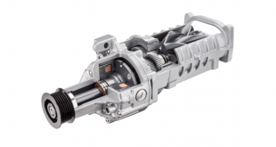 Eaton TVS integrated clutch supercharger