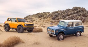 Ford Bronco History