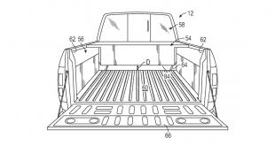 Ford F-150 range-extender patent