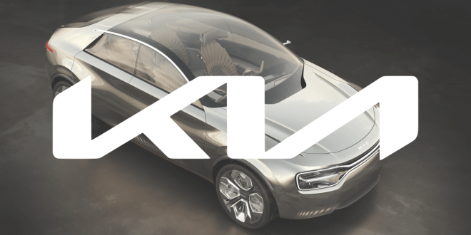 "Kia Changes its Logo as Part of its ""Plan S"" EV Strategy"