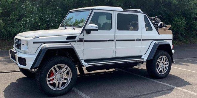 LeBron James Buys Mercedes-Maybach G650 Landaulet