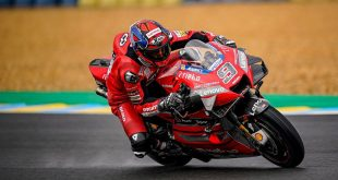 MotoGP Danilo Petrucci Wins Dramatic French Grand Prix