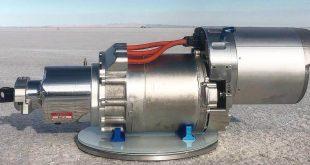 Revolt Systems Tesla Model S crate motor