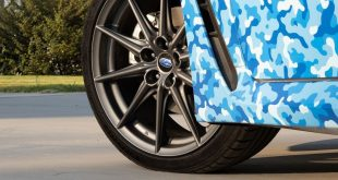Subaru BRZ camouflage pic