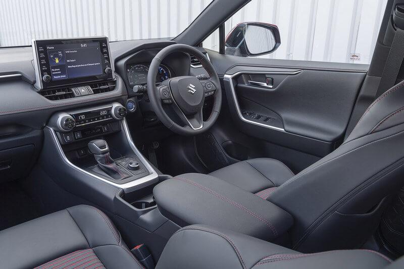 Suzuki Across Hybrid