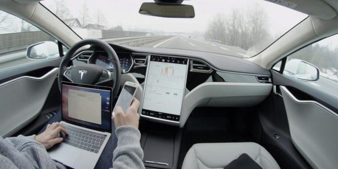 Tesla's Autopilot self-driving system