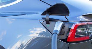 Tesla EV charging