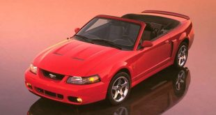 A Brief History of the 2003-04 Ford Mustang SVT Cobra | American Icons