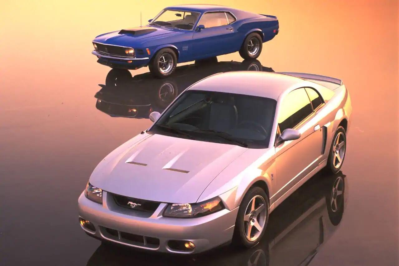 2003 Mustang SVT Cobra