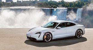 2019 Porsche Taycan Turbo S