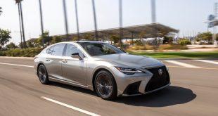 2021_Lexus LS 500 F Sport