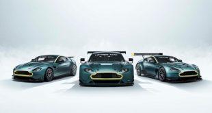 Aston Matin Vantage Legacy collection