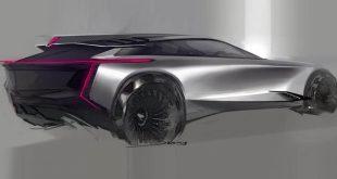 Cadillac Crossover Concept