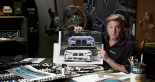 Designer Chip Foose Makes Magic with the BMW M3M4 Grille