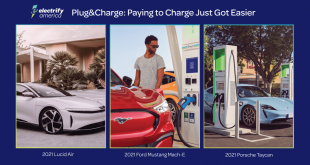 Electrify America Rolls-Out Plug&Charge