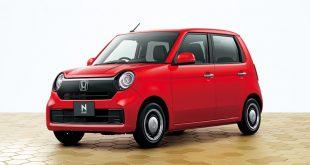 Honda N-One Kei car