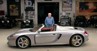 Jay Leno Porsche Carrera GT