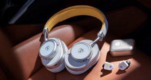 Lamborghini Master & Dynamic headphones