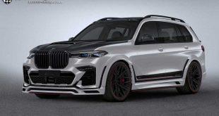 Lumma Designs widebody BMW X7