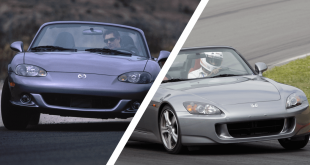 Why Mazda MX-5 Miata is a Better Sports Car than Honda S2000