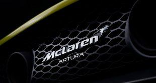 McLaren Artura Hybrid