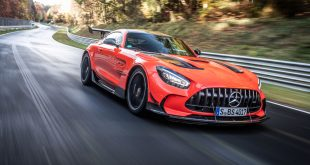 Mercedes-AMG GT Black Series Nürburgring record