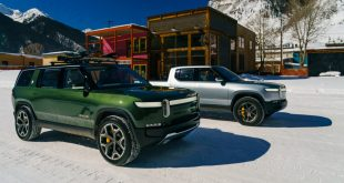 Rivian Sells All R1T and R1S
