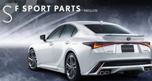 TRD and Modellista Launch Kits for the 2021 Lexus IS