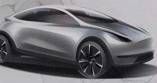 Tesla hatchback