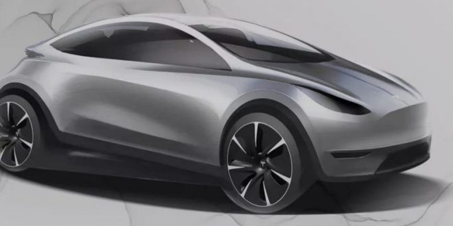 Tesla is Working on an Electric Hatchback