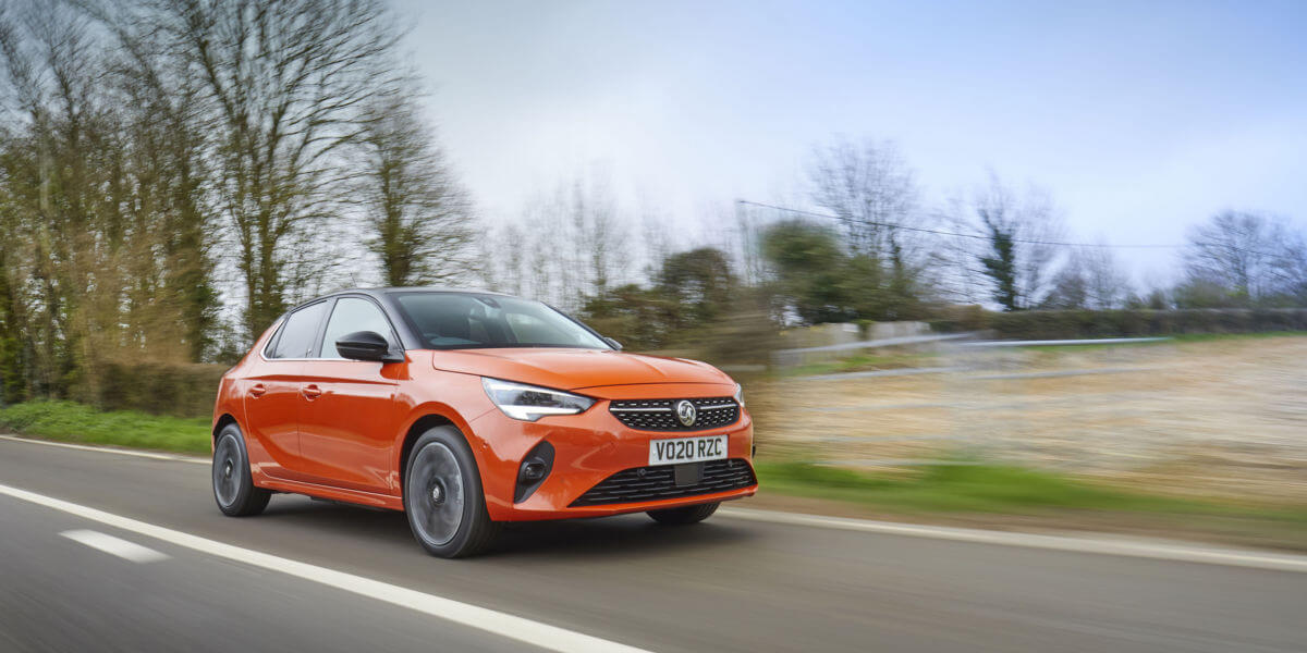 2021 Opel/Vauxhall Corsa-e Now Available in a Sporty SRi Trim