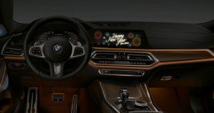 BMW festive app