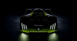 Peugeot and Total 24h Le Mans Hypercar