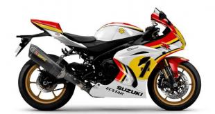 Suzuki GSX-R1000R Legends Editions