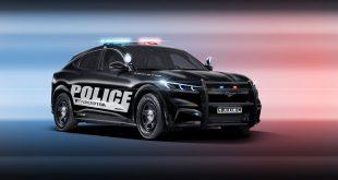 2020 Mustang Mach-E Police by Aksyonov Nikita
