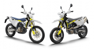 2021 Husqvarna 701 ENDURO AND 701 SUPERMOTO