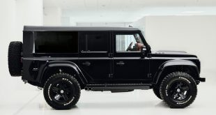 Ares Design Unveils Land Rover Defender Spec 1.2