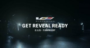 Cadillac Teases the CT4-V and CT5-V Blackwing Ahead of February Debut