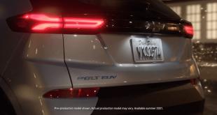 Chevrolet Bolt EV teaser