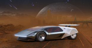 Glickenhaus SCG 009 Hydrogen Hypercar concept